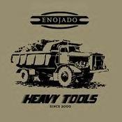 ENOJADO: Heavy Tools CD Paper pack [CROWBAR, KYUSS] Check video