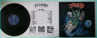 TANKARD: Alien E.P German Thrash Metal classic. Check audio samples