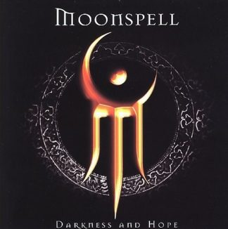 MOONSPELL: Darkness and Hope CD includes 2 Video bonus tracks. Check videos