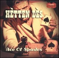 "HETTEN DES: Ace of Spades CD. Motorhead cover. Check VIDEO [Country, psychobilly, rockabilly] Free ""Cowboys con Cojones"" CD"