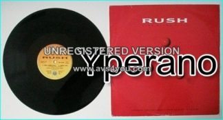 """RUSH: Time Stand Still 12 [B1 n B2 recorded live on the """"Grace Under Pressure"""" Tour4 songs E.P] Check video"""