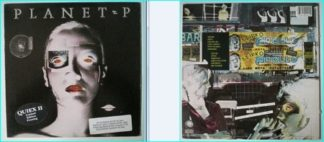 "PLANET P [Quiex II Limited Edition Pressing. Promotional copy LP. (ex-Rainbow). Check hit single ""Why Me"" 2 audio samples"