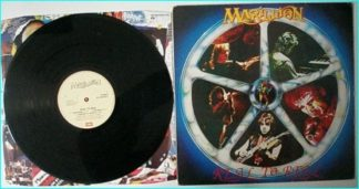 MARILLION Real To Reel LP [This is a LIVE recording of the classic line up] HIGHLY RECOMMENDED Check videos