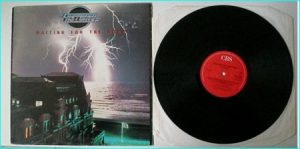 FASTWAY Waiting for the Roar LP 1985 Check video. ex Motorhead guitarist Fast Eddie Clarke, Pete Way (UFO / Waysted)