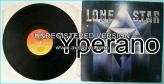 LONE STAR: Lone Star LP s.t, 1st, debut. Paul Chapman later replaced Michael Schenker in U.F.O. Check samples
