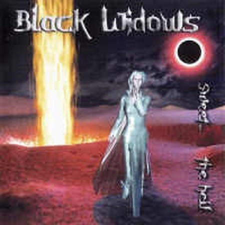 BLACK WIDOWS: Sweet the hell CD. Very good Black / Gothic, female singer. Super Rare. Check whole album n video
