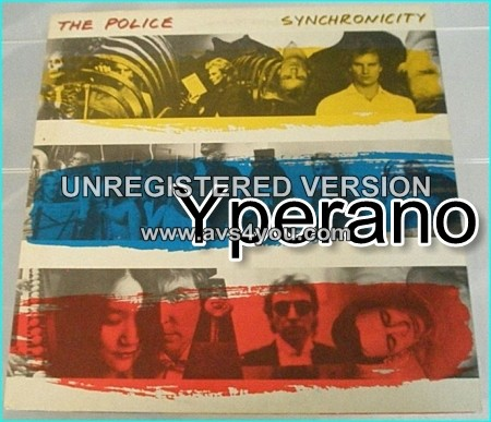 The POLICE: synchronicity LP Check videos