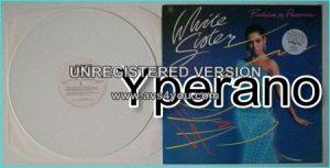 WHITE SISTER: Fashion by Passion WHITE VINYL LP. Check videos