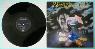"MARILLION Sugar Mice 12"" [Sugar Mice, Sugar Mice (Extended Version) Tux On (exclusive song) Check VIDEO"