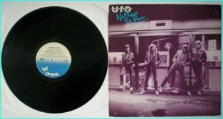 UFO: No place to Run LP (Purple background tint) Check audio video samples