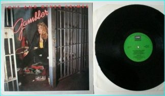 GAMBLER: Love and other crimes LP Killer A.O.R