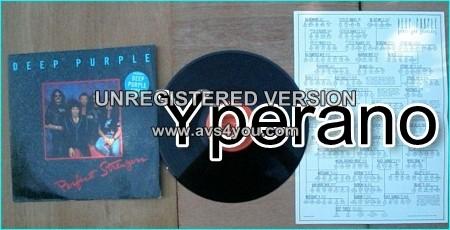 DEEP PURPLE: Perfect Strangers 12