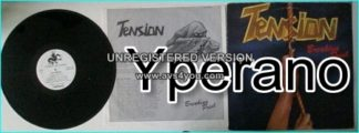 TENSION: Breaking Point LP 1986, KILLER () US HEAVY METAL, AUDIOPHILE CHECK VIDEOS