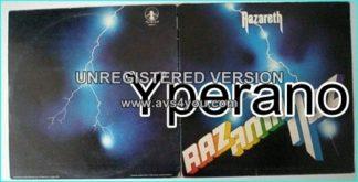 NAZARETH: Razamanaz [Classic Hard Rock. Gatefold album LP] Check samples