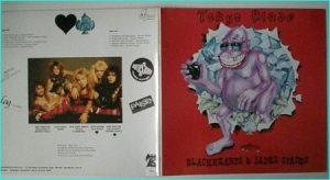 TOKYO BLADE: Blackhearts n Jaded Spades LP GatefoldCheck AUDIO