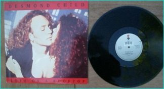 "DESMOND CHILD Love on a Rooftop 12"" SINGLE check video"