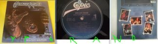 MELIAH RAGE: Solitary Solitude LP PROMO rare. True Heavy power thrash Metal. Kick ass. Check video n samples
