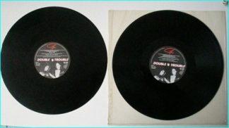 GILLAN: Double trouble DOUBLE LP. Check videos.