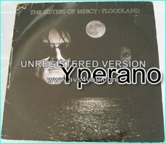 The Sisters of Mercy: floodland LP Check samples and videos