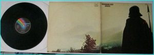 WISHBONE ASH: Argus LP 1972, UK Hardrock, UK press in gatefold sleeve. Check all samples