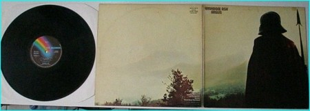 WISHBONE ASH: Argus LP 1972, UK Hardrock, UK press in gatefold sleeve. Check all samples
