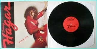 Sammy HAGAR: Danger Zone [Excellent Hard Rock ex- Van Halen singer/guitarist] w.Steve Perry Neal Schon (Journey) Check Audio