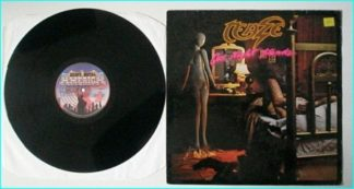 TEAZE: One Night Stands LP. CANADIAN HARD ROCK, amazing singer check audio