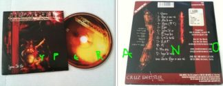 JEZABEL: Legiones Del Sur CD PROMO. Argentinian Metal a la Iron Maiden, Savatage, QueensrA¿che, Helloween. Check all samples