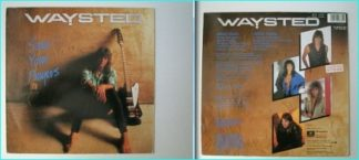 WAYSTED: Save Your Prayers [1986 LP PROMO] check video