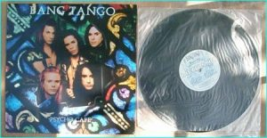 BANG TANGO: Psycho Cafe LP Check videos