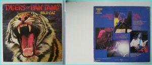 TYGERS OF PAN TANG: Wild Cats LP. Check samples
