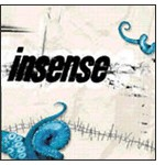 INSENSE: S/T CD Dillinger Escape Plan Fear Factory to the death metal. Check video