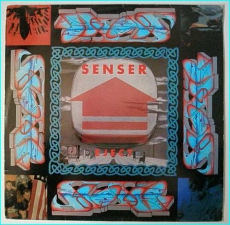 """SENSER: Eject 4 song 12"""" [uncategorisable / Rapcore] check video"""
