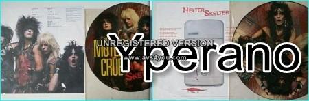 """MOTLEY CRUE: Helter Skelter [Picture disc 12""""]"""