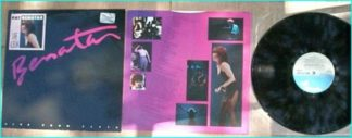 Pat BENATAR Live from Earth [Promo LP] CHECK VIDEO