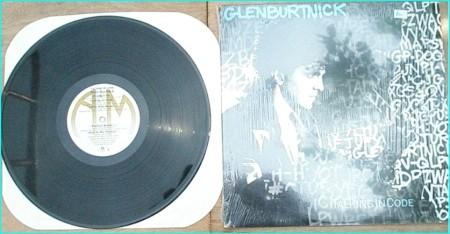 Glenn BURTNICK: Talking in Code [shout after A.O.R album w. Dann Huff, Alan Pasqua, Steve Smith. Rare LP] Check VIDEO