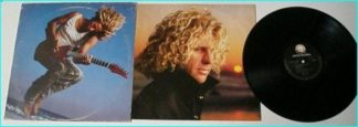 Sammy HAGAR: Sammy Hagar [untitled cover] / I Never Said Goodbye LP 1987. Check VIDEOS.
