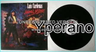 Luis GARDENAS: Animal Instinct LP Check all the songs and the great video
