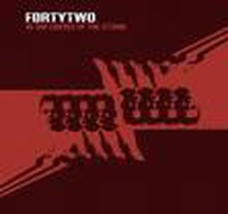 FORTYTWO: In the Center of the Storm CD Metal / hardcore a la Killswitch Engage, Shadows Fall. Check all samples n video