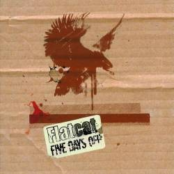 FLATCAT n FIVE DAYS OFF: Split CD (digi pack) modern punk rock. Green Day Bad Religion. Check samples