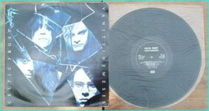 CELTIC FROST: Vanity Nemesis LP (incl. Bryan Ferry cover). Bona fide Thrash Metal classic. Check video & samples