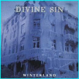 DIVINE SIN: Winterland CD [Swedish Power/Thrash but mostly Death Metal At the Gates cover] Check sample