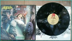 ANTHRAX: Spreading The Disease LP Check videos