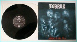 TOBRUK: Wild on the Run LP [Quality UK Hard Rock] Check 3 videos