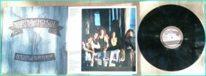BON JOVI: New Jersey LP. Check videos. HIGHLY RECOMMENDED