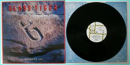 GLASS TIGER: Diamond Sun LP. CHECK VIDEO (Very -old- U2 like) and all other songs