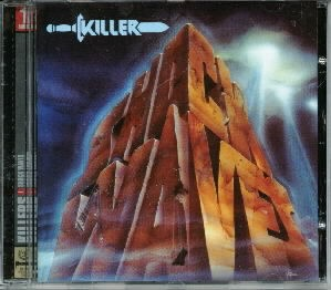 KILLER: Shock Wave bonus tracks (Mausoleum 20th anniversary release) Metal CD Check samples