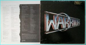 WARRIOR: Fighting For the Earth LP [Promo album] Check videos