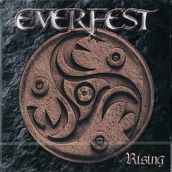 EVERFEST: Rising CD [German BIG traditional Heavy Metal with great vocals] Check sample