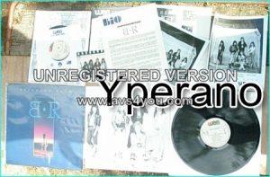 "BRIGHTON ROCK: Take a Deep Breath LP PROMO 7"" extra promo single, press release, press cuttings, glossy photos. Check videos"